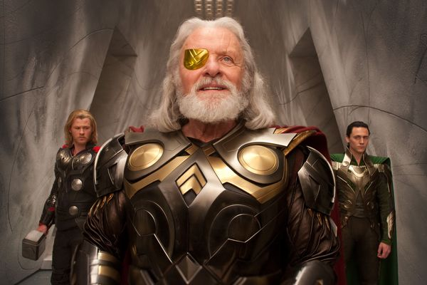 Odin, père des Dieux. Thor-o10