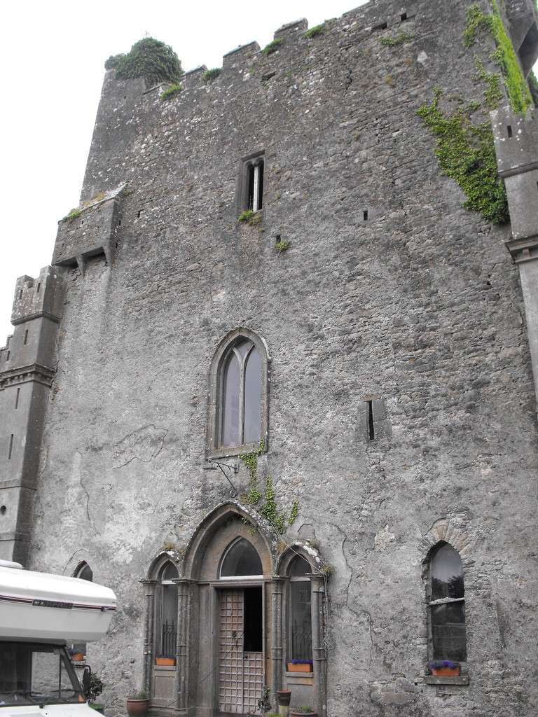 One of the Most Haunted Places in the World: Leap Castle 46345910