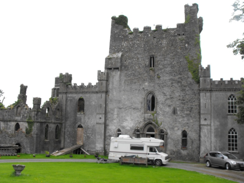 One of the Most Haunted Places in the World: Leap Castle 46345911