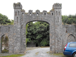 One of the Most Haunted Places in the World: Leap Castle 46351910