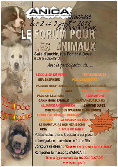 02 & 03 avril 2011 : Forum pour la cause animale à Douai (59) Forum_10