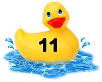 Closed - Pick-a-Duck  Rubber20