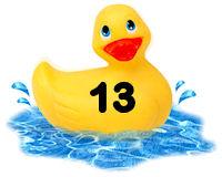 Closed - Pick-a-Duck  Rubber22