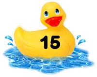 Closed - Pick-a-Duck  Rubber24