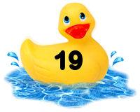 Closed - Pick-a-Duck  Rubber28