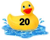 Closed - Pick-a-Duck  Rubber29