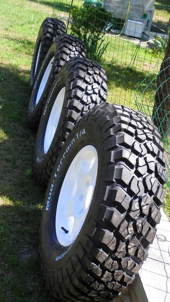 Vos pneus en TT...modéles, dimensions, choix, utilisations, avis.... 100_1715