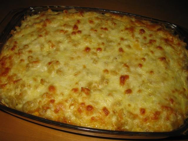Pastitsio me Makaronia (maraconi grecque) Pastit10