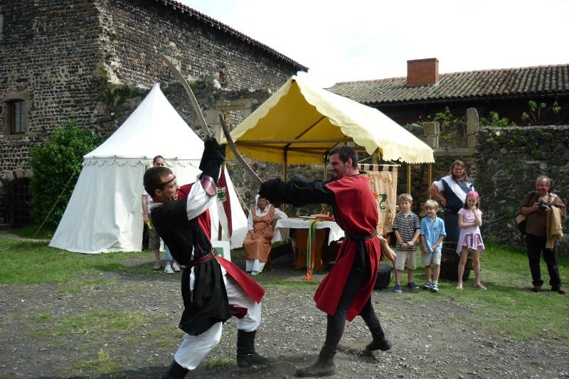 grande fete médiévale de montverdun pour le compte de l'assocoiation histoire et patrimoine 34811