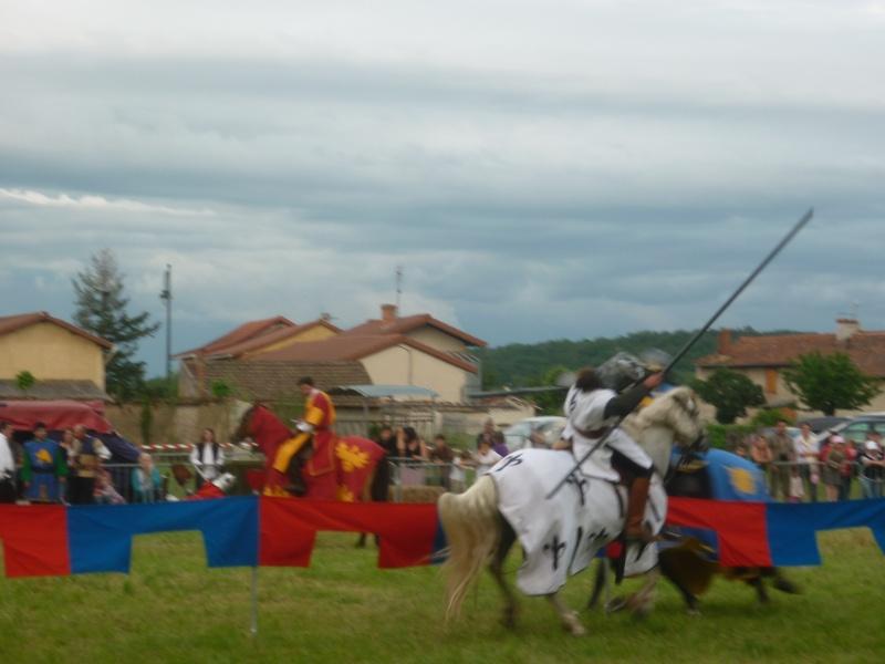 grande fete médiévale de montverdun pour le compte de l'assocoiation histoire et patrimoine 42310