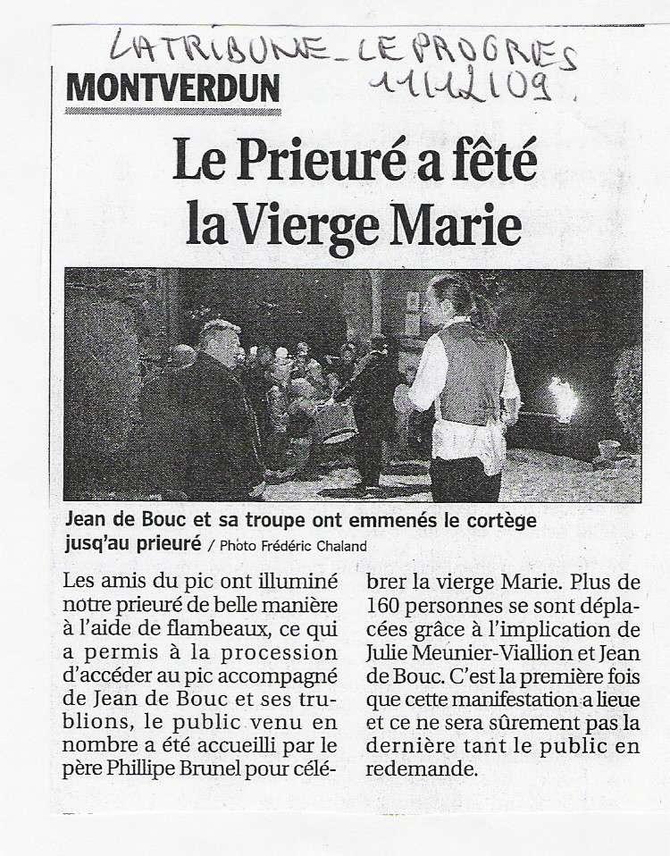 le 8decembre 2009 au prieuré de monverdun Bouc310