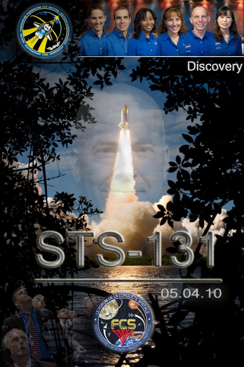 [STS-131] Discovery : préparatifs - Page 11 13113