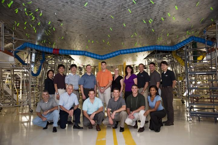Groupe d'astronautes NASA n°20 (2009) 2010-329