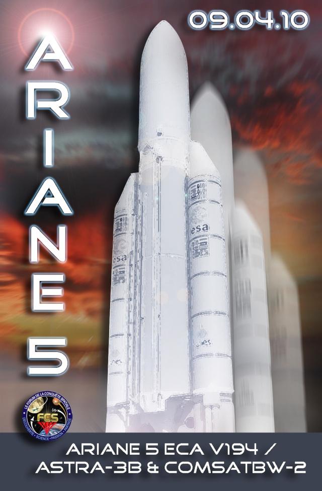 Ariane 5 ECA V194 / Astra-3B & ComsatBW-2 (21/05/2010) - Page 6 Ariane11