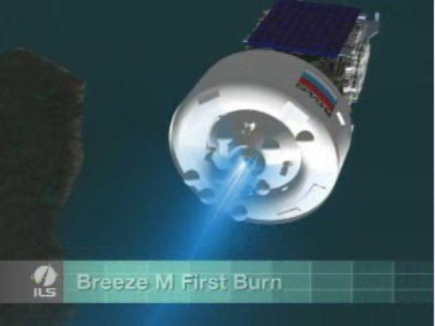 Lancement Proton-M Briz-M / EchoStar 14 (20/03/2010) - Page 2 Capt_110