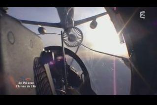Mardi 23 mars sur FR2 En vol avec l'armée de l'air ( reportage sur le tir d'une ariane 5) Capt_150