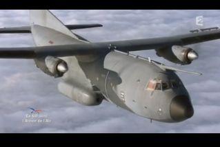 Mardi 23 mars sur FR2 En vol avec l'armée de l'air ( reportage sur le tir d'une ariane 5) - Page 2 Capt_159