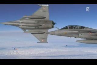 Mardi 23 mars sur FR2 En vol avec l'armée de l'air ( reportage sur le tir d'une ariane 5) - Page 2 Capt_171