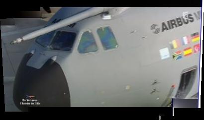 Mardi 23 mars sur FR2 En vol avec l'armée de l'air ( reportage sur le tir d'une ariane 5) - Page 4 Capt_180