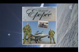 Mardi 23 mars sur FR2 En vol avec l'armée de l'air ( reportage sur le tir d'une ariane 5) - Page 4 Capt_181
