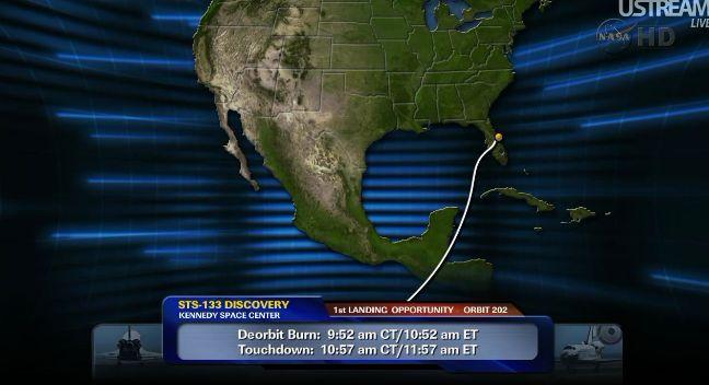 [STS-133] Discovery: Retour sur terre 09.03.2011 - Page 2 Capt_232
