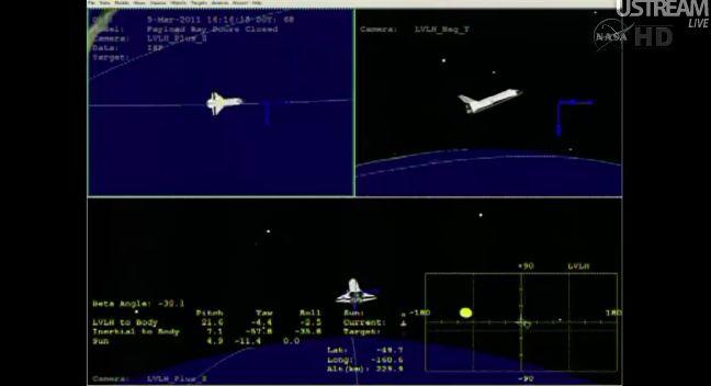 [STS-133] Discovery: Retour sur terre 09.03.2011 - Page 2 Capt_233