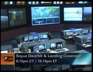 Atterrissage de Soyouz TMA-17 Captur14