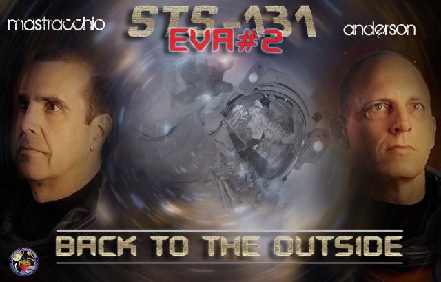 [STS-131 / ISS19A] Discovery : EVA 2 Anderson & Mastracchio Eva2_c10