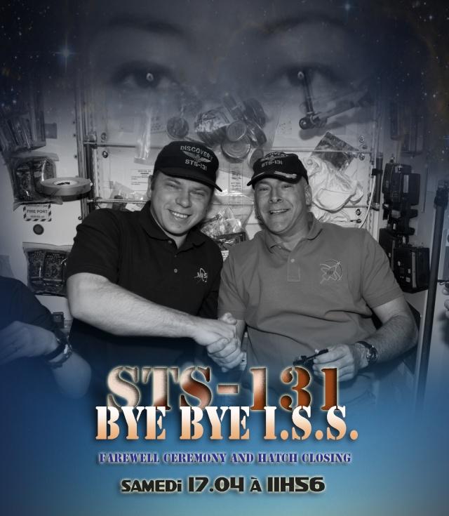 [STS-131 / ISS19A] Discovery : déroulement de la mission - Page 18 Farewe12