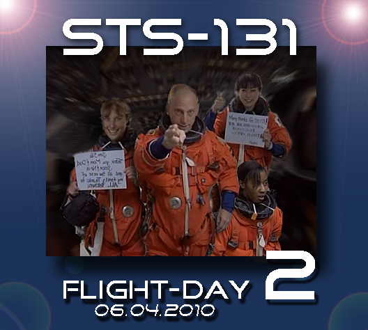 [STS-131 / ISS19A] Discovery : déroulement de la mission Fd211