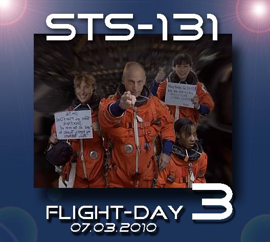 [STS-131 / ISS19A] Discovery : déroulement de la mission - Page 3 Fd212