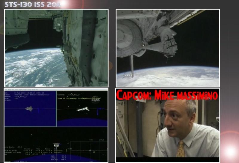 [STS-130] Endeavour : fil dédié au suivi de la mission. L210