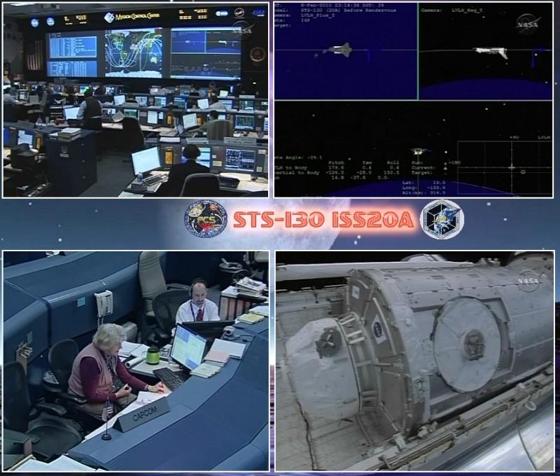 [STS-130] Endeavour : fil dédié au suivi de la mission. L211