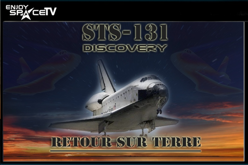 [STS-131] Discovery : Retour sur terre  20/04/2010 Return11