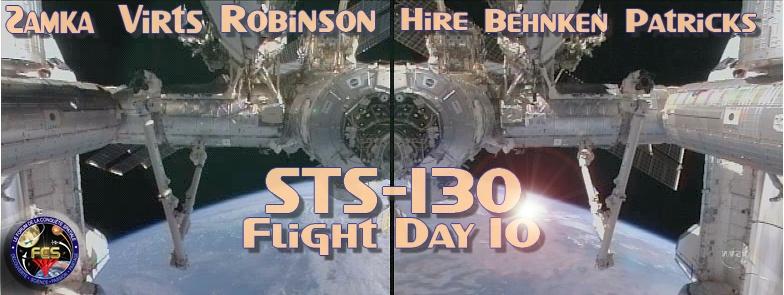 [STS-130] Endeavour : fil dédié au suivi de la mission. - Page 11 Sans_102