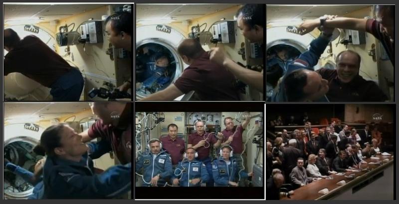 ISS : Amarrage de Soyouz TMA-18 le 4 avril 2010 - Page 3 Sans_168