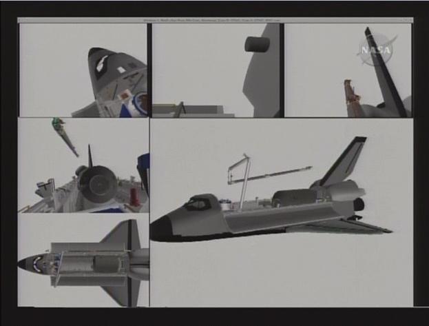 [STS-131 / ISS19A] Discovery : déroulement de la mission - Page 2 Sans_244