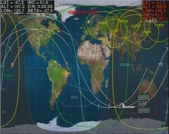 [STS-131 / ISS19A] Discovery : déroulement de la mission - Page 3 Sans_246