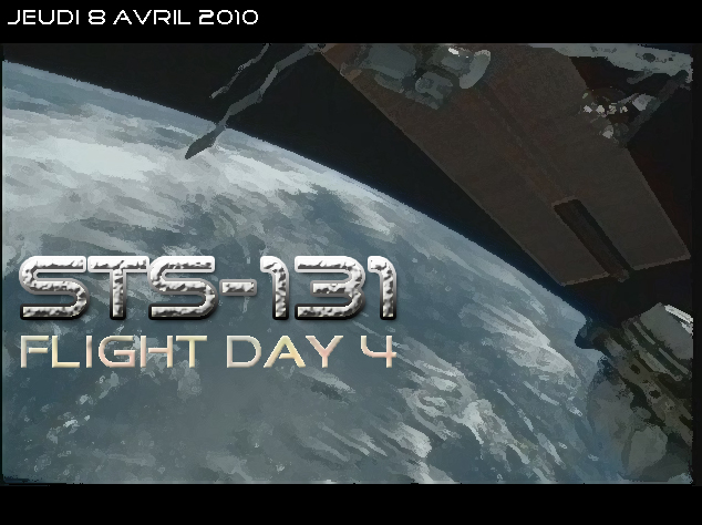 [STS-131 / ISS19A] Discovery : déroulement de la mission - Page 6 Sans_264