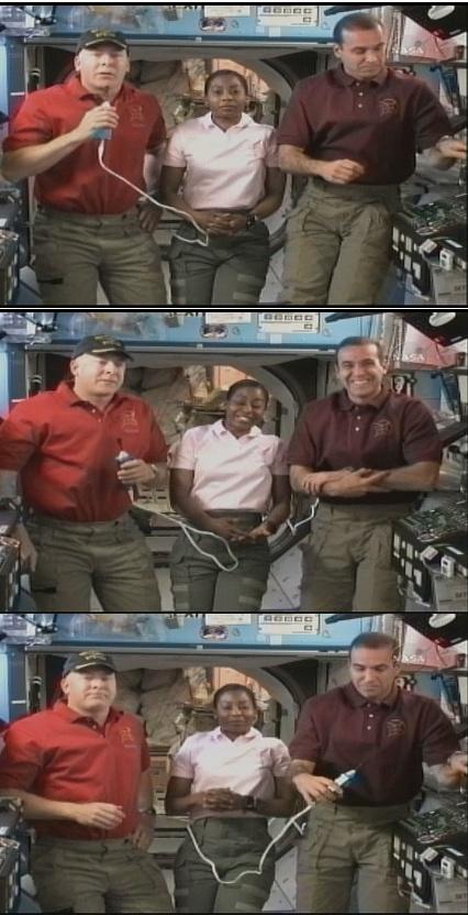 [STS-131 / ISS19A] Discovery : déroulement de la mission - Page 7 Sans_287