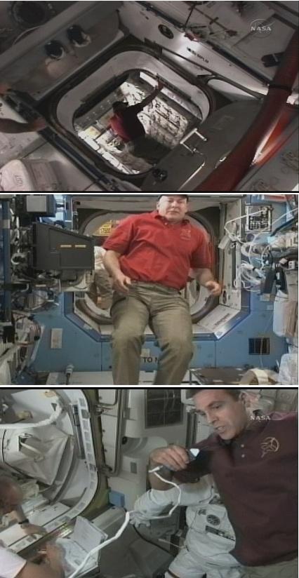 [STS-131 / ISS19A] Discovery : déroulement de la mission - Page 7 Sans_288