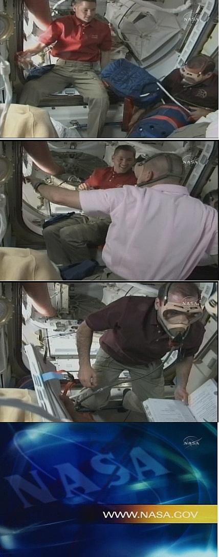 [STS-131 / ISS19A] Discovery : déroulement de la mission - Page 7 Sans_289