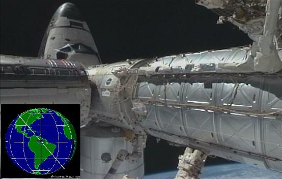 [STS-131 / ISS19A] Discovery : déroulement de la mission - Page 7 Sans_292