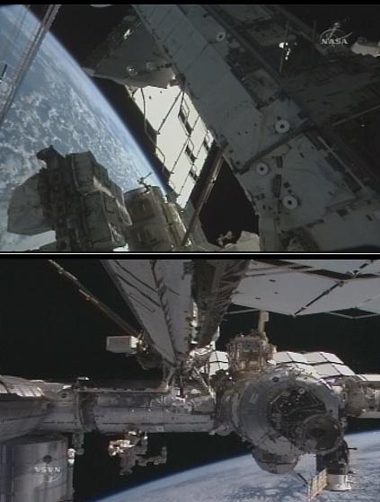 [STS-131 / ISS19A] Discovery : déroulement de la mission - Page 8 Sans_296