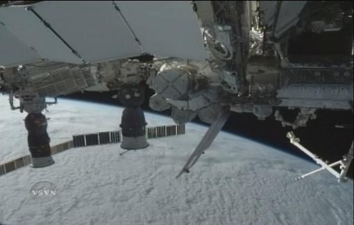 [STS-131 / ISS19A] Discovery : déroulement de la mission - Page 8 Sans_297