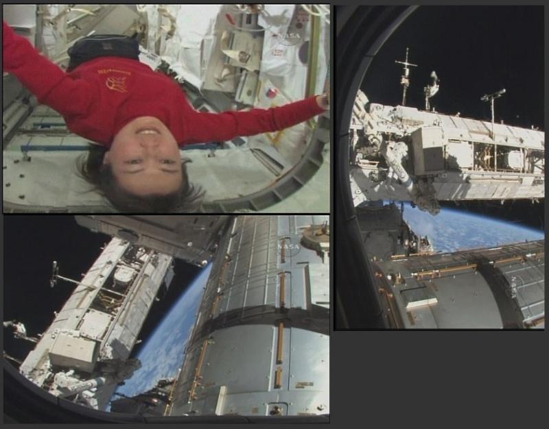 [STS-131 / ISS19A] Discovery : déroulement de la mission - Page 12 Sans_354