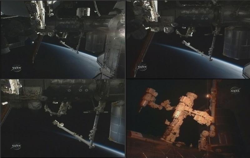 [STS-131 / ISS19A] Discovery : déroulement de la mission - Page 12 Sans_358