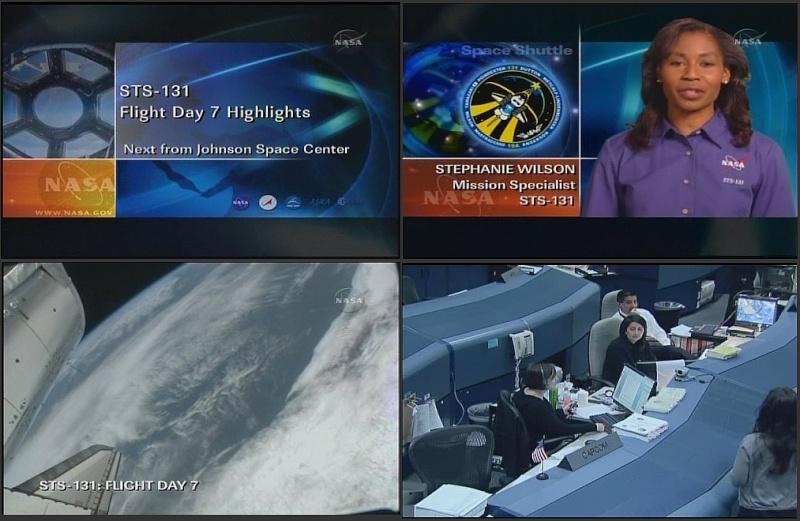 [STS-131 / ISS19A] Discovery : déroulement de la mission - Page 12 Sans_359