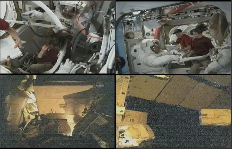 [STS-131 / ISS19A] Discovery : déroulement de la mission - Page 12 Sans_360