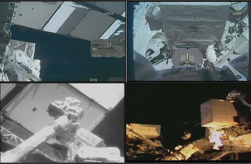[STS-131 / ISS19A] Discovery : déroulement de la mission - Page 12 Sans_361